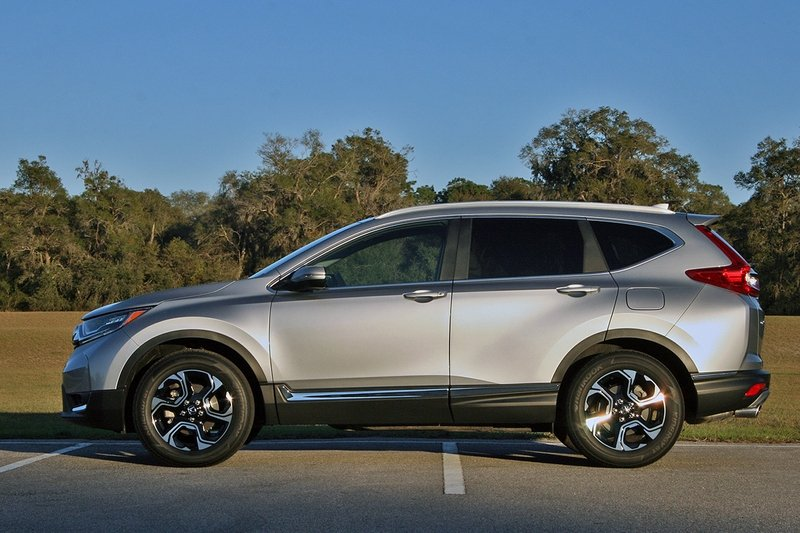 2017 Honda CR-V – Driven High Resolution Exterior - image 705977