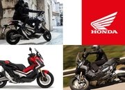 Honda Rolls Out EU Debut Of The X-ADV - image 706756