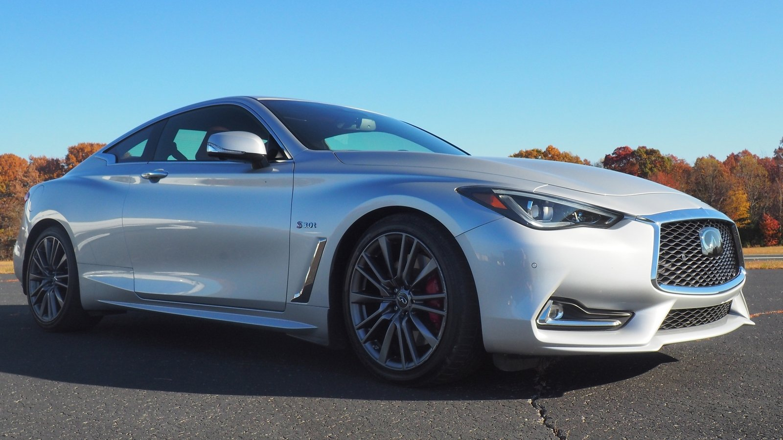 2017 infiniti q60s driven picture 705287 car review top speed. Black Bedroom Furniture Sets. Home Design Ideas