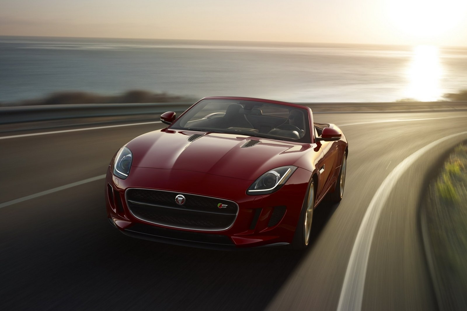 Jaguar To Take A Shot At McLaren With A Mid-Engined F-Type ...