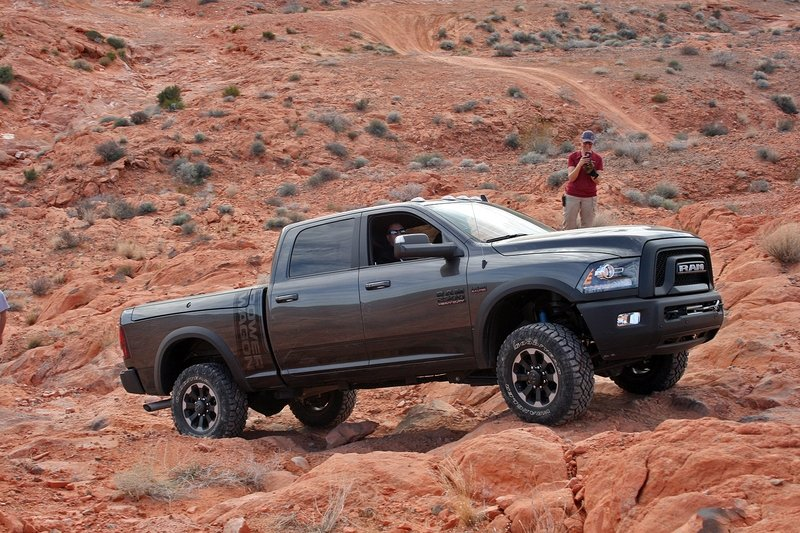 home ram trucks driven - photo #4
