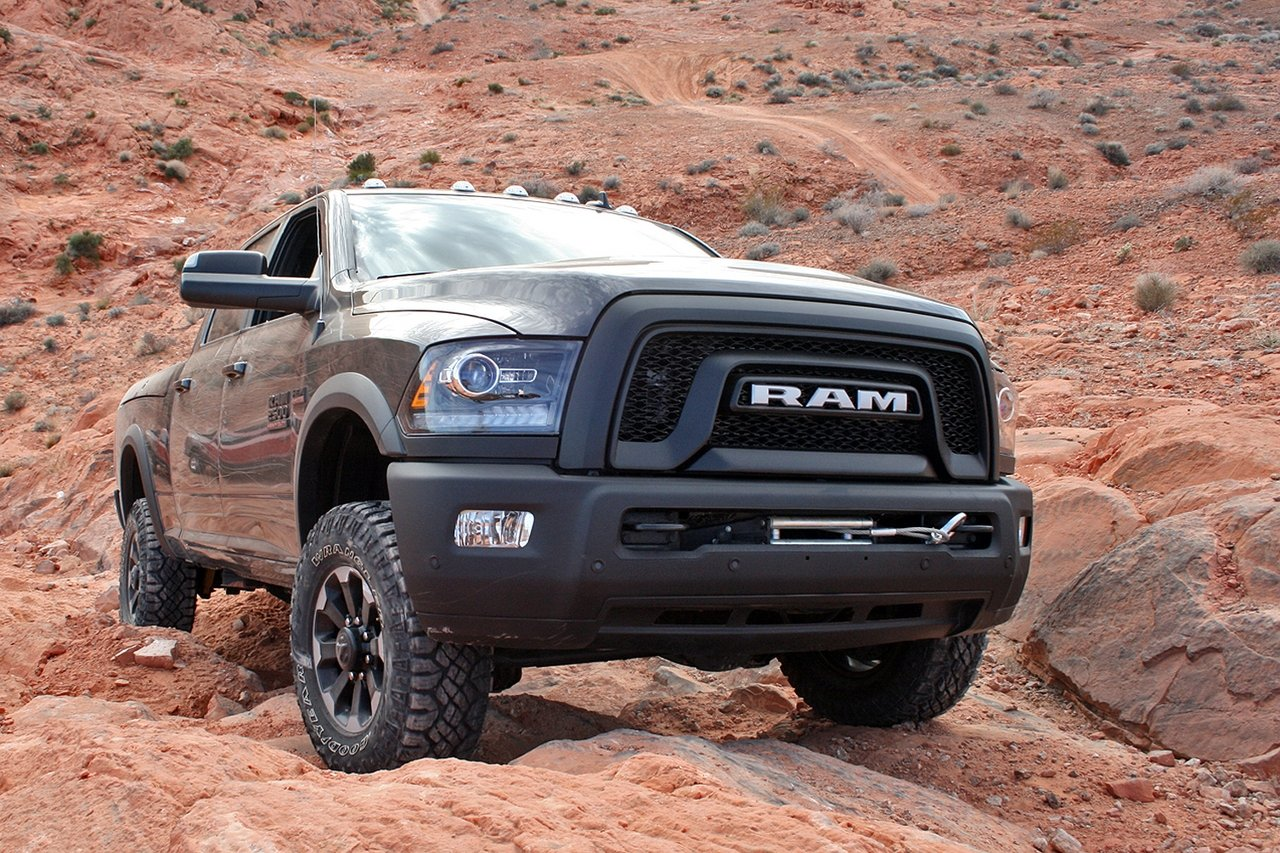 home ram trucks driven - photo #8