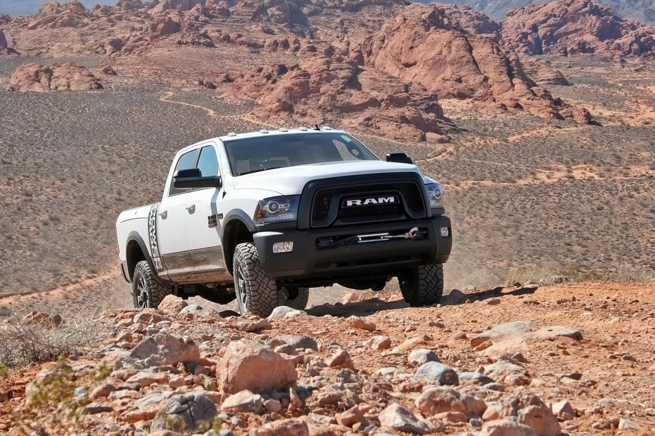 home ram trucks driven - photo #6