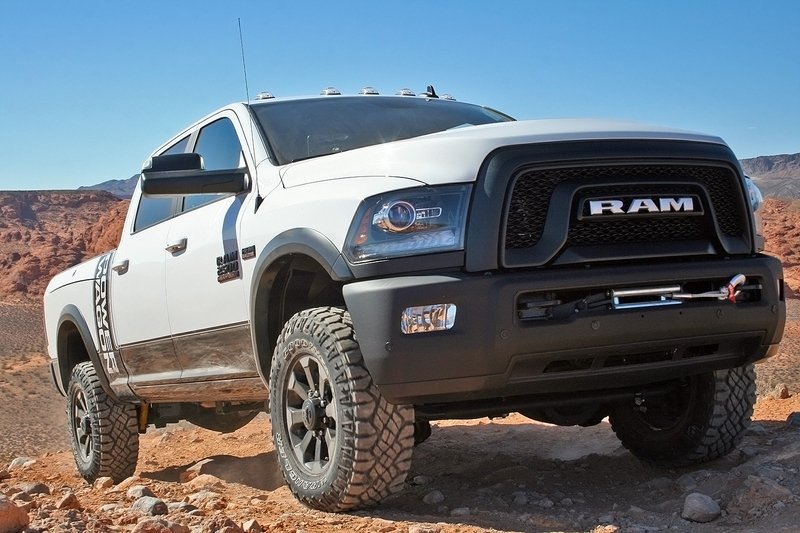 2017 ram power wagon driven picture 705422 truck review top speed. Black Bedroom Furniture Sets. Home Design Ideas