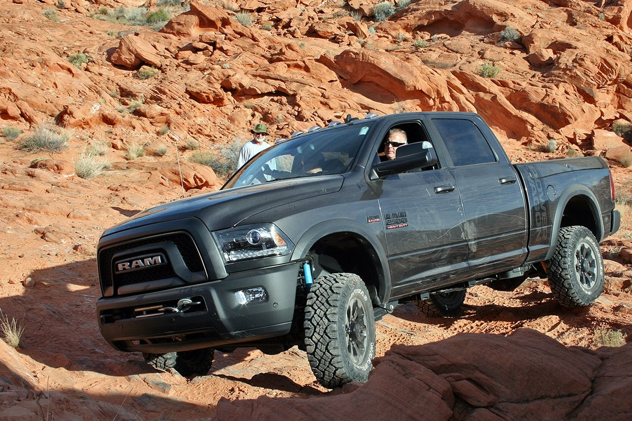 2017 Ram Power Wagon – Driven - Picture 705408 | truck review @ Top ...