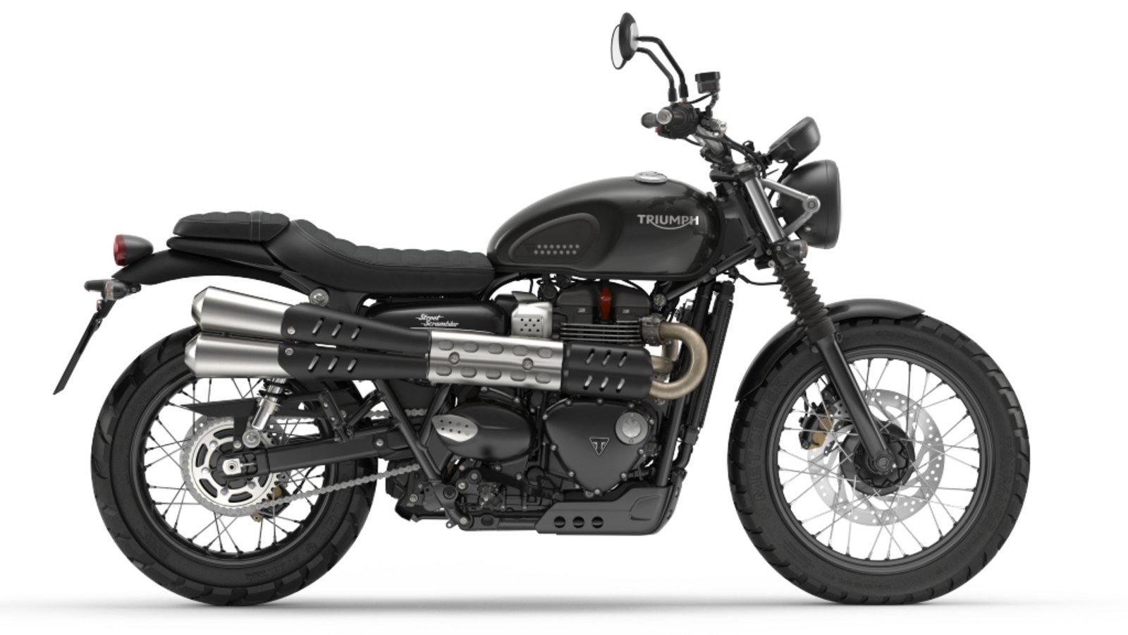 2017 triumph street scrambler review gallery top speed. Black Bedroom Furniture Sets. Home Design Ideas