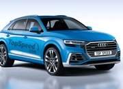 Audi's All-New Q4 and Q8 SUVs to be Joined by an All-New Q1 that Will Borrow Underpinnings from the Seat Ibiza and VW Polo - image 705602