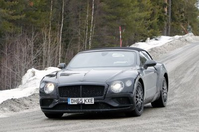 2018 Bentley Continental GTC - image 705686