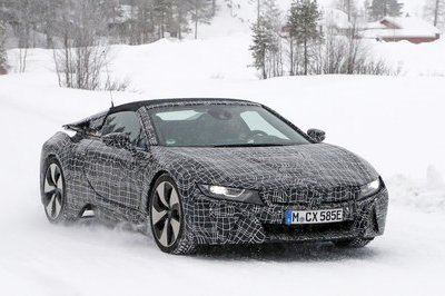 2019 BMW i8 Roadster - image 707161