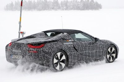 2019 BMW i8 Roadster - image 707168