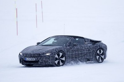 2019 BMW i8 Roadster - image 707155