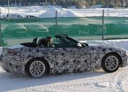 Magna Steyr Will, In Fact, Build the 2020 BMW Z4 - image 706136