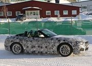 Magna Steyr Will, In Fact, Build the 2020 BMW Z4 - image 706134