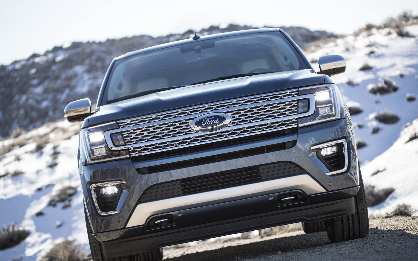 2018 Ford Expedition - Picture 704640 | truck review @ Top Speed