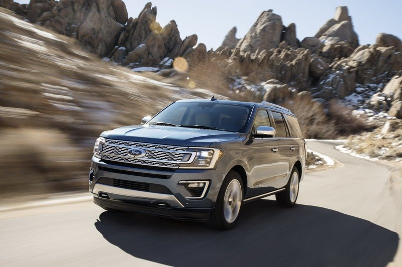 2018 Ford Expedition High Resolution Exterior - image 704776
