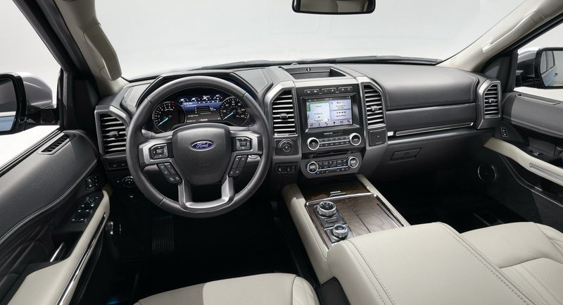 2018 Ford Expedition High Resolution Interior - image 704634