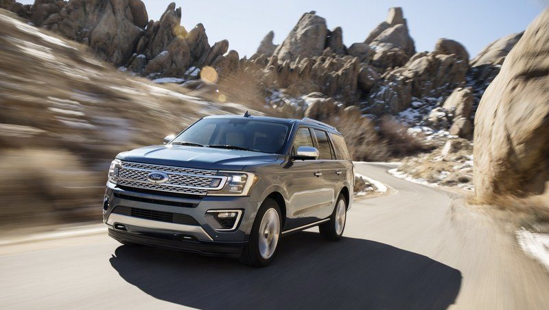 2018 Ford Expedition High Resolution Exterior - image 704629