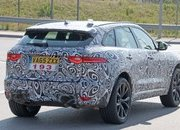 Jaguar is Set to Rattle the BMW X5 M and Porsche Cayenne S with the F-Pace SVR in New York - image 706409