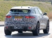 Jaguar is Set to Rattle the BMW X5 M and Porsche Cayenne S with the F-Pace SVR in New York - image 706400