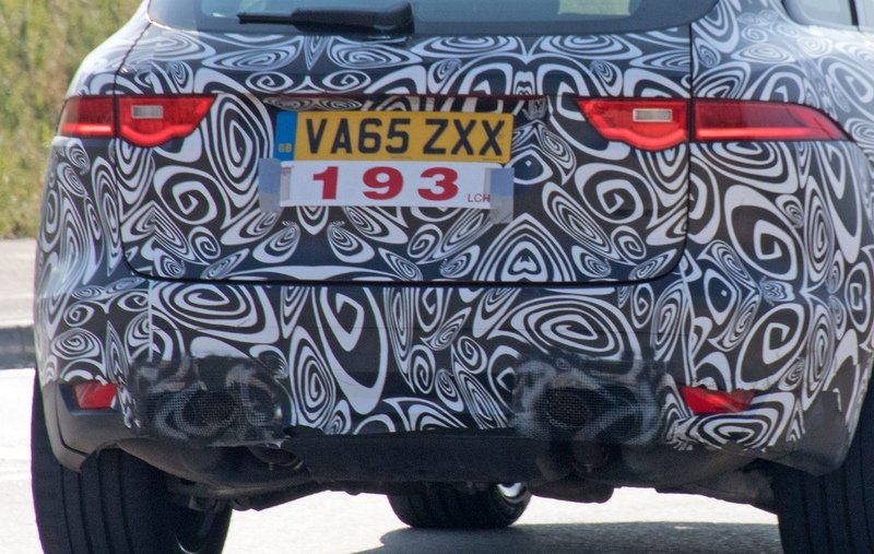 Jaguar is Set to Rattle the BMW X5 M and Porsche Cayenne S with the F-Pace SVR in New York