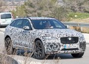 Jaguar is Set to Rattle the BMW X5 M and Porsche Cayenne S with the F-Pace SVR in New York - image 706402