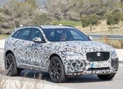 Jaguar is Set to Rattle the BMW X5 M and Porsche Cayenne S with the F-Pace SVR in New York - image 706403