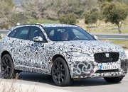 Jaguar is Set to Rattle the BMW X5 M and Porsche Cayenne S with the F-Pace SVR in New York - image 706404