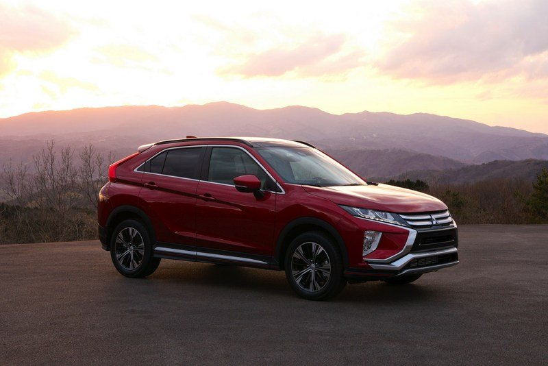 2018 Mitsubishi Eclipse Cross High Resolution Exterior - image 707061
