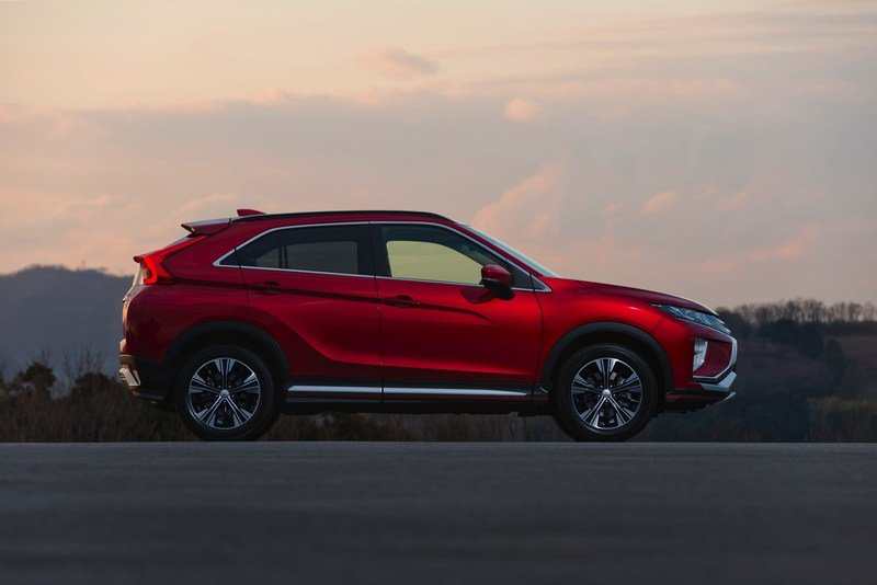 2018 Mitsubishi Eclipse Cross High Resolution Exterior - image 707063