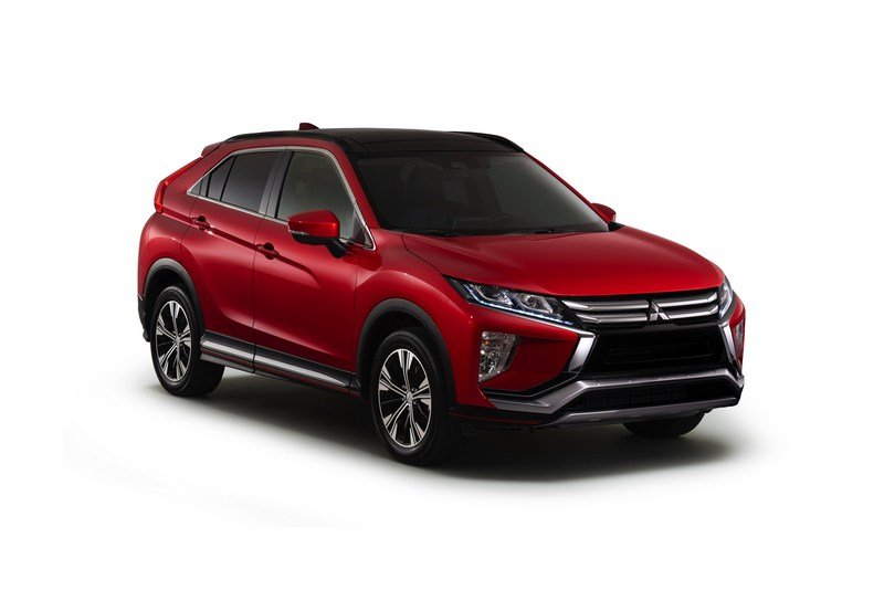 2018 Mitsubishi Eclipse Cross High Resolution Exterior - image 707041
