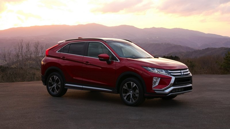 2018 Mitsubishi Eclipse Cross High Resolution Exterior - image 707193