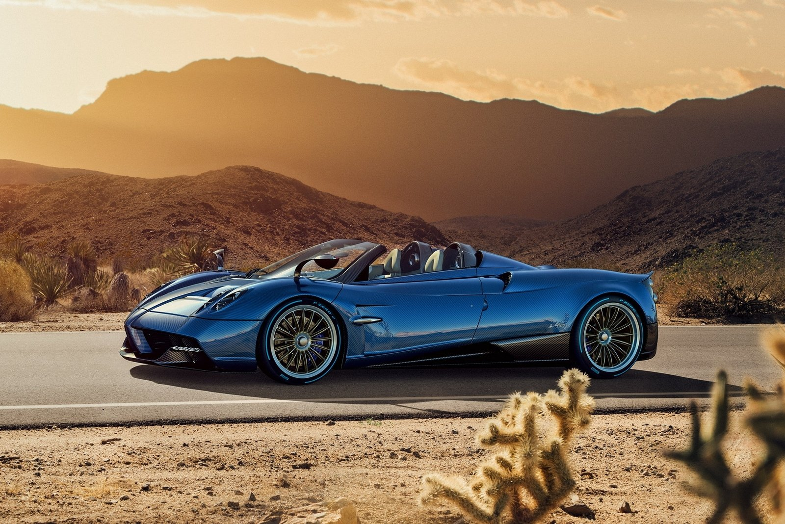 DS pagani huayra roadster : 2018 Pagani Huayra Roadster Review - Top Speed
