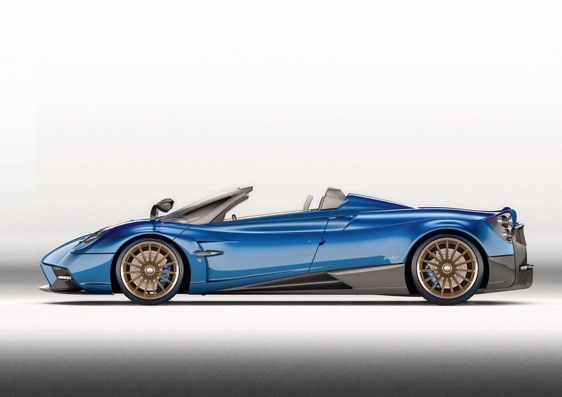 Thanks to AMG, the Pagani Huayra R Will Break Into Hypercar Territory High Resolution Exterior - image 705569