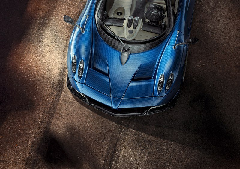 Pagani Has an EV in the Works and Even an SUV, but What Does That Mean for the Legendary V-12?