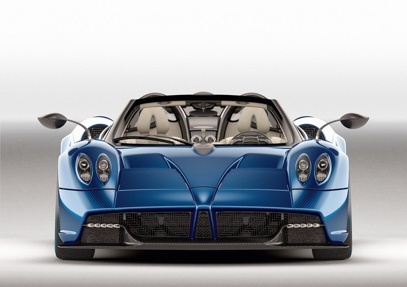 You Can Buy a Pagani Huayra Roadster for $25k a Month