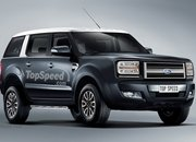 The 2020 Ford Bronco Will Take on the Jeep Wrangler with Removable Top, Choice of Two or Four Doors - image 705394