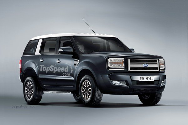 ford bronco picture  truck review  top speed