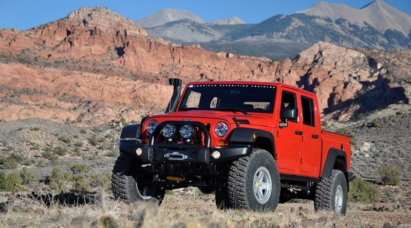 AEV Stopping Production of Wrangler JK Brute Double Cab