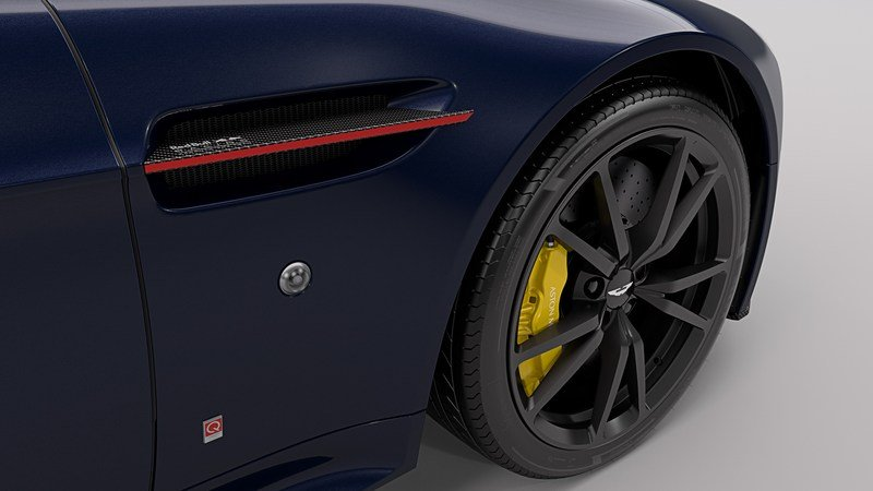 2017 Aston Martin Vantage S Red Bull Racing Edition High Resolution Exterior - image 706166