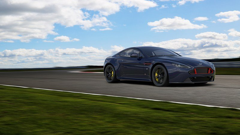 2017 Aston Martin Vantage S Red Bull Racing Edition High Resolution Exterior - image 706167