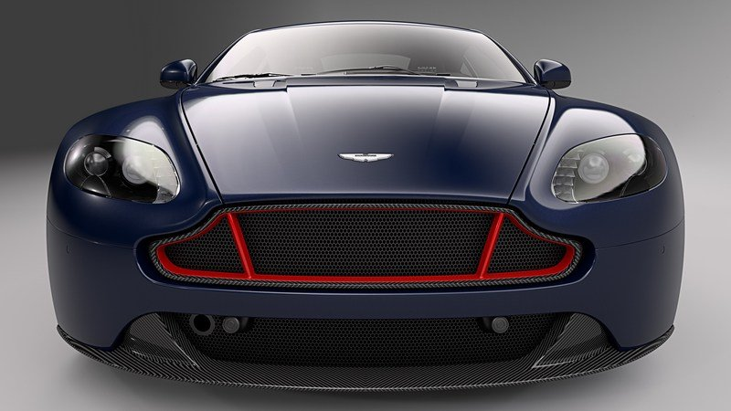 2017 Aston Martin Vantage S Red Bull Racing Edition High Resolution Exterior - image 706168