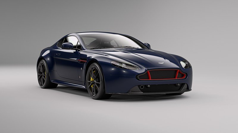 2017 Aston Martin Vantage S Red Bull Racing Edition
