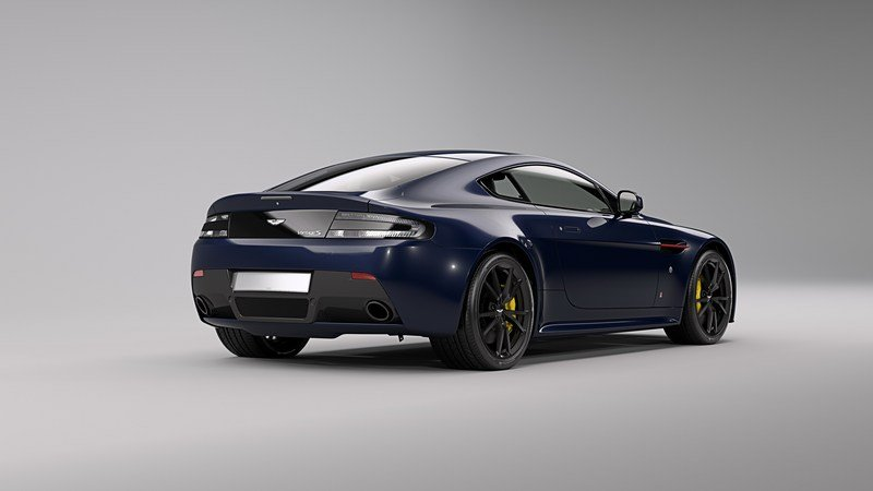 2017 Aston Martin Vantage S Red Bull Racing Edition High Resolution Exterior - image 706171
