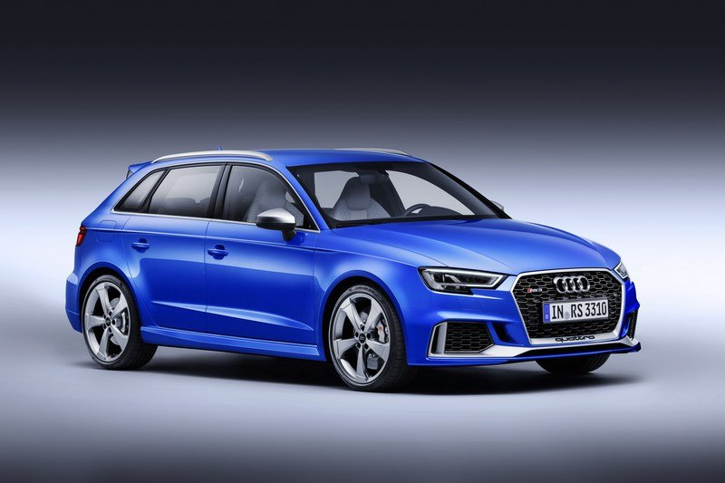 2018 Audi RS 3 Sportback High Resolution Exterior - image 705078