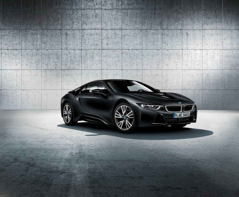 2017 bmw i8 protonic frozen black edition review top speed. Black Bedroom Furniture Sets. Home Design Ideas