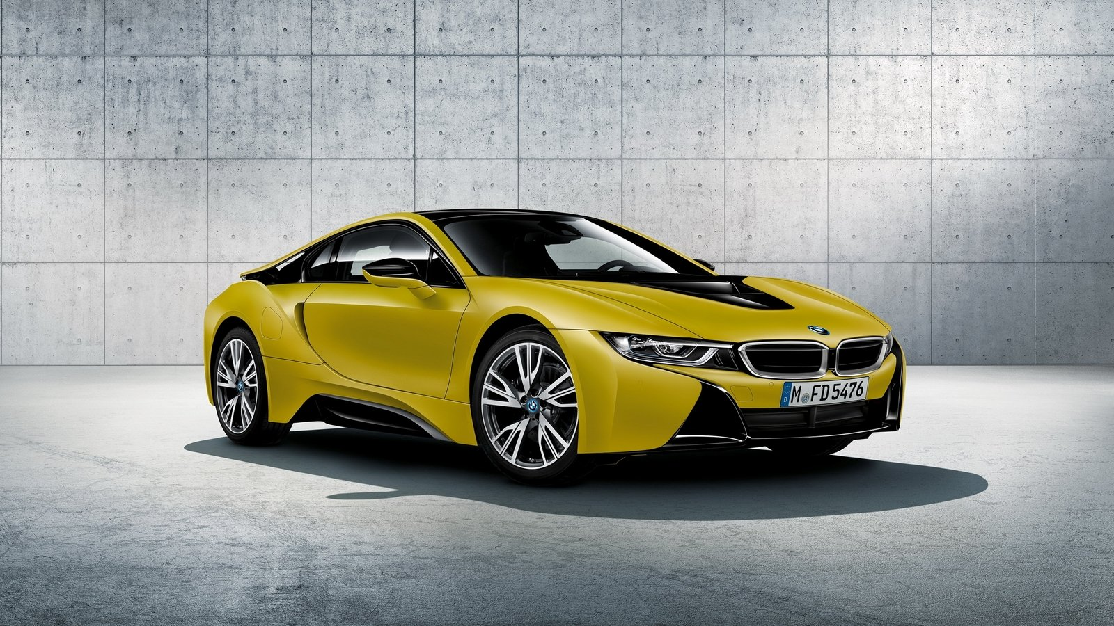 2017 bmw i8 protonic frozen yellow edition top speed. Black Bedroom Furniture Sets. Home Design Ideas