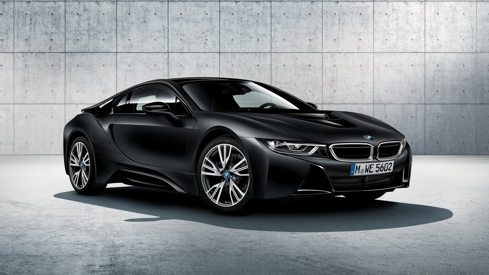 2017 bmw i8 protonic frozen black edition top speed. Black Bedroom Furniture Sets. Home Design Ideas