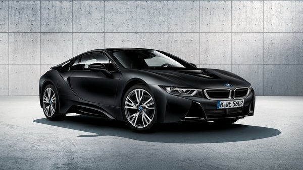 2017 bmw i8 protonic frozen black edition review gallery. Black Bedroom Furniture Sets. Home Design Ideas