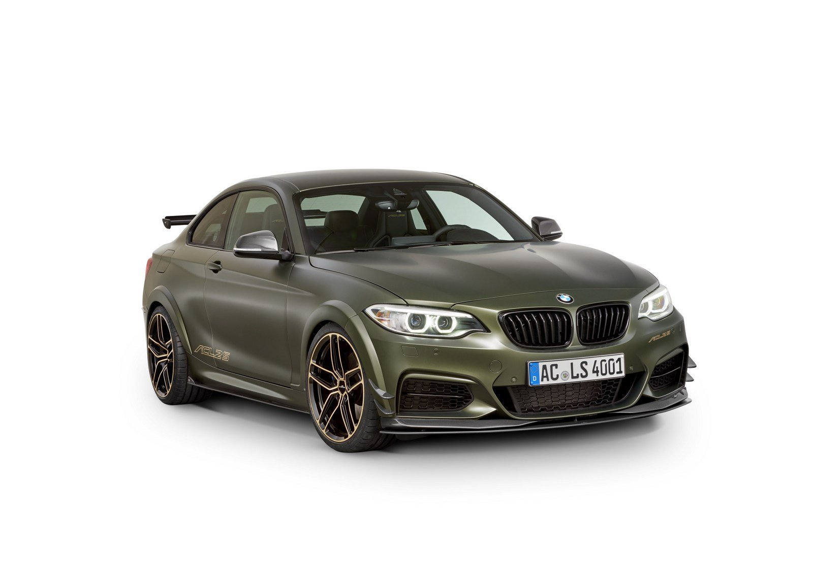 2017 Bmw M240i Acl2s By Ac Schnitzer Picture 706897