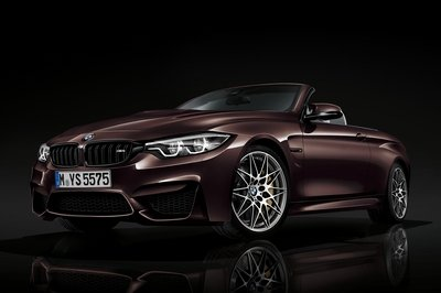 2018 BMW M4 Convertible - image 704750